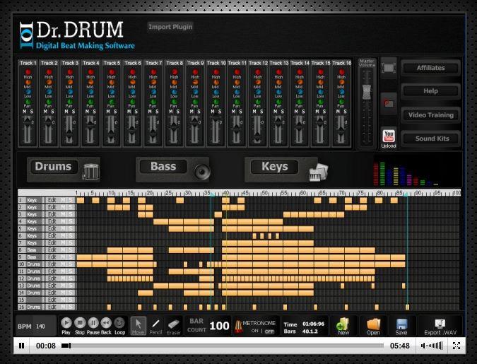 drDrum-beats