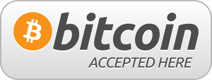 Now accepting Bitcoin payments